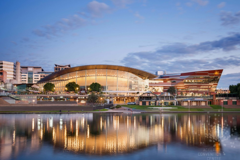 Adelaide Convention Centre excellence